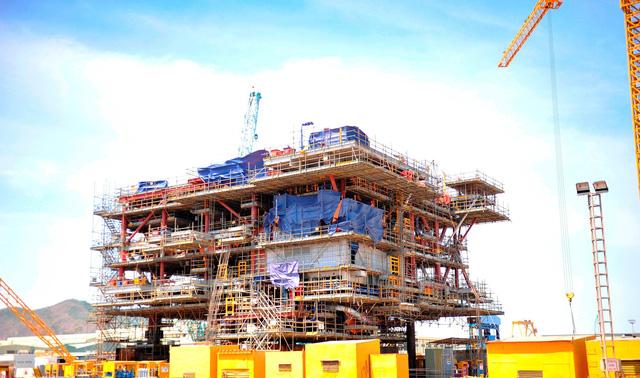 Thắng thầu dự án giàn khoan khai thác nước ngoài trị giá hàng trăm triệu USD - Ảnh 2.