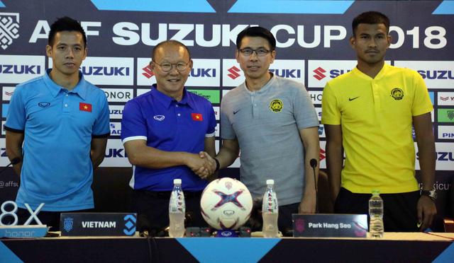 Chơi phòng ngự nhưng Malaysia sẵn sàng ghi bàn để chiến thắng - Ảnh 1.