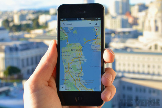 Google Maps cho phép người dùng nhắn tin với doanh nghiệp - Ảnh 1.