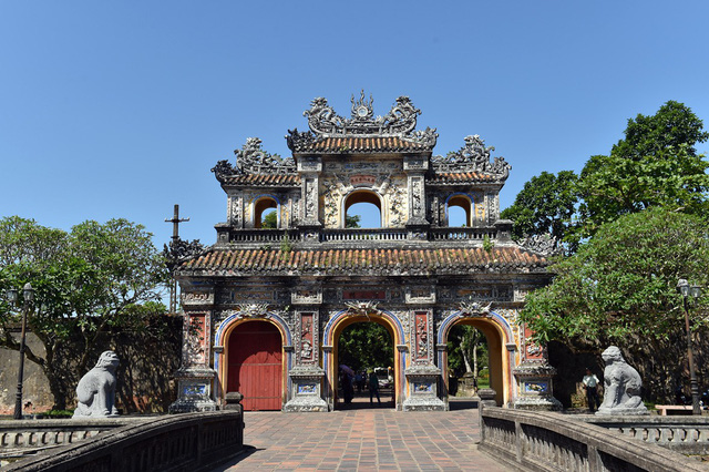 """Triển lãm """"Không gian Di sản văn hóa Việt Nam"""" - Ảnh 1."""