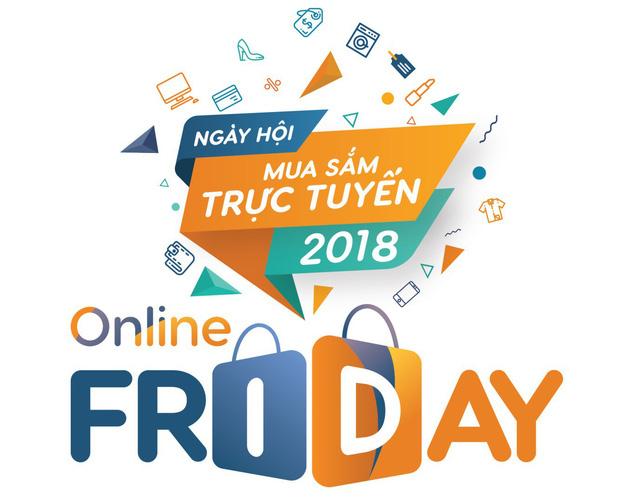 Online Friday 2018 với nhiều thương hiệu lớn đồng hành - Ảnh 1.