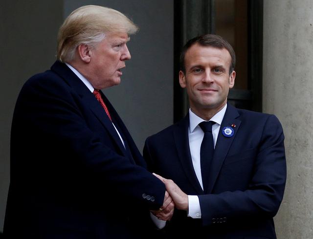 Ông Macron: Pháp là đồng minh, không phải chư hầu của Mỹ - Ảnh 1.