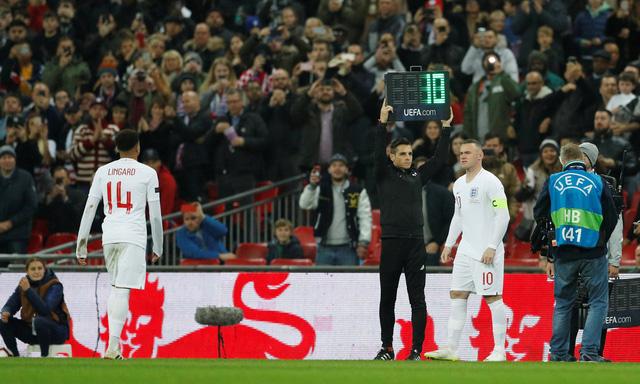 Anh đè bẹp Mỹ trong ngày chia tay Rooney - Ảnh 2.