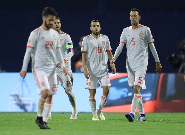 Croatia thắng nghẹt thở Tây Ban Nha  - Ảnh 2.