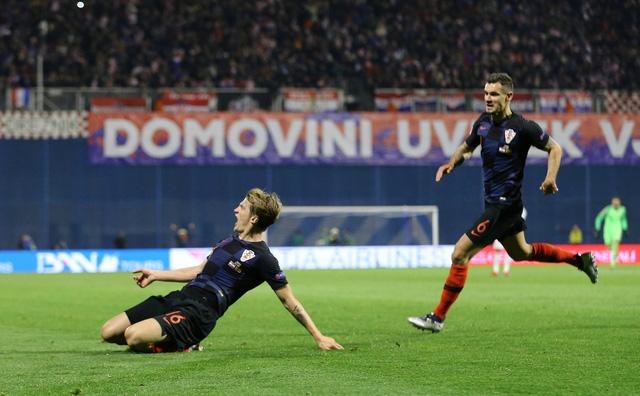 Croatia thắng nghẹt thở Tây Ban Nha  - Ảnh 1.