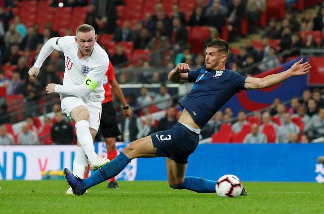 Anh đè bẹp Mỹ trong ngày chia tay Rooney - Ảnh 3.