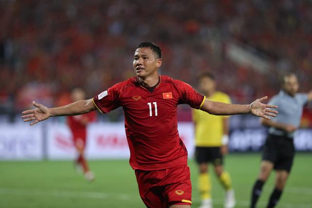 Đá bại Malaysia, Việt Nam rộng cửa vào bán kết - Ảnh 1.