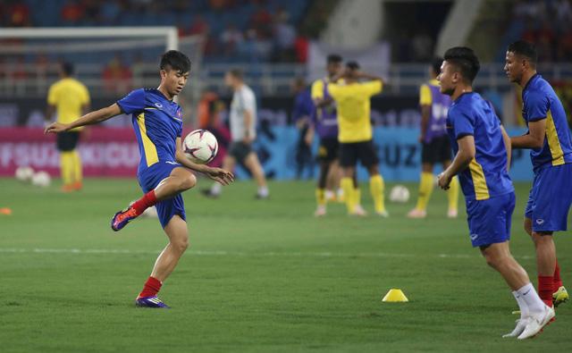 Đá bại Malaysia, Việt Nam rộng cửa vào bán kết - Ảnh 6.