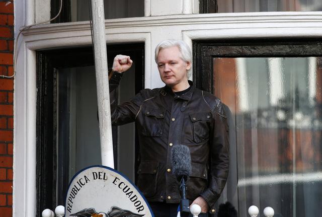 Mỹ vô tình để lộ cáo buộc đối với nhà sáng lập WikiLeaks - Ảnh 1.