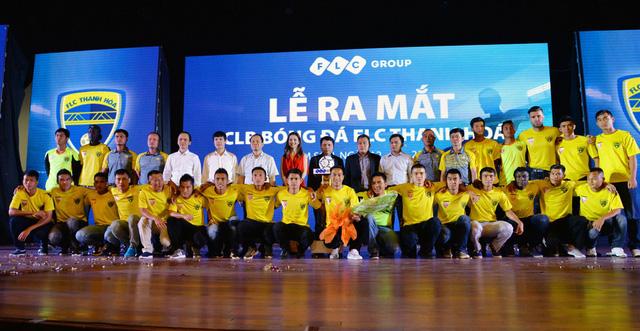 Tập đoàn FLC sẽ dừng tài trợ cho CLB bóng đá Thanh Hóa - Ảnh 1.