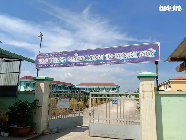 16 học sinh trường mầm non nghỉ học vì bệnh tay chân miệng - Ảnh 1.