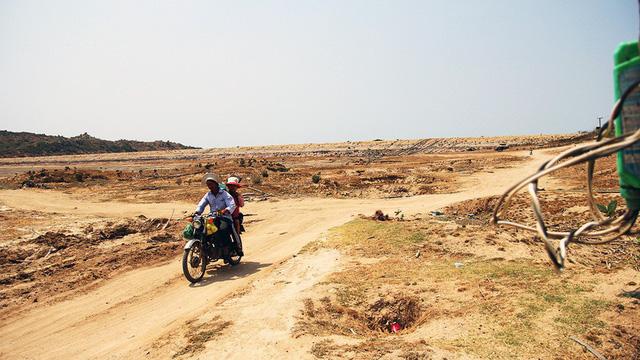 Mưa thấp hơn nhiều năm, nhiều địa phương đối mặt khô hạn - Ảnh 1.