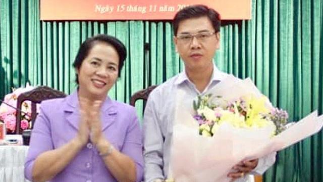 Ông Nguyễn Văn Dũng làm chủ tịch UBND quận 1, TP.HCM - Ảnh 1.