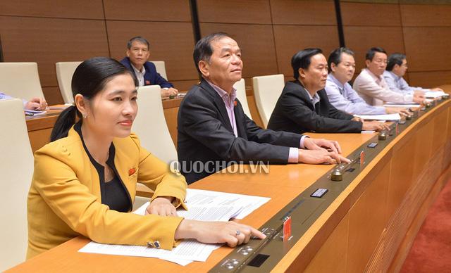 Quốc hội thông qua Luật phòng chống tham nhũng trước bế mạc - Ảnh 1.