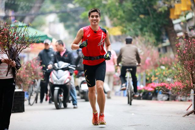 Kết quả hình ảnh cho người gầy chạy bộ