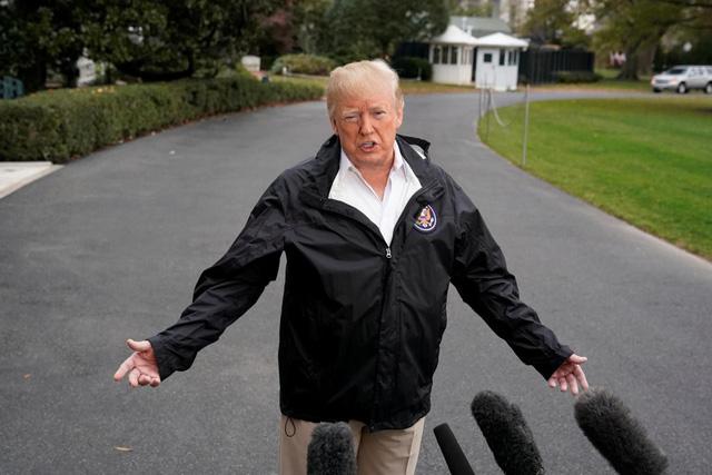 Ông Trump cẩn trọng với báo cáo CIA về vụ Khashoggi - Ảnh 1.