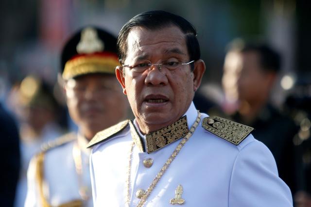 Campuchia lên tiếng chuyện cho TQ làm căn cứ quân sự - Ảnh 1.