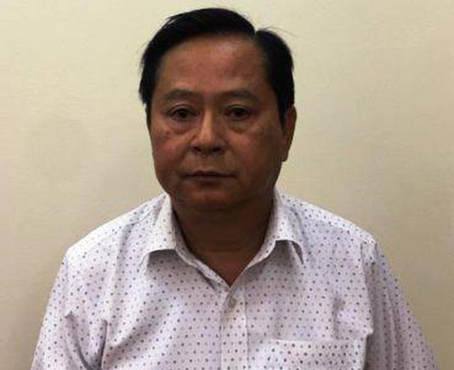 Bắt tạm giam nguyên phó chủ tịch UBND TP.HCM Nguyễn Hữu Tín - Ảnh 1.
