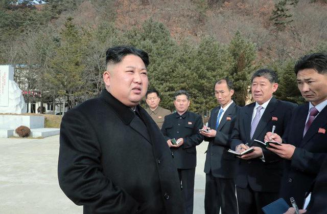 Triều Tiên công bố thử vũ khí mới để làm gì? - Ảnh 1.