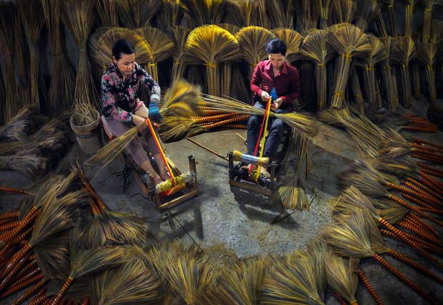 Ngây ngất với thiên nhiên và đời sống người Việt  qua ảnh - Ảnh 3.