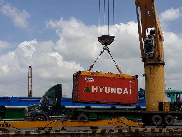 11 tháng, Việt Nam xuất - nhập khẩu được 440 tỉ USD - Ảnh 1.