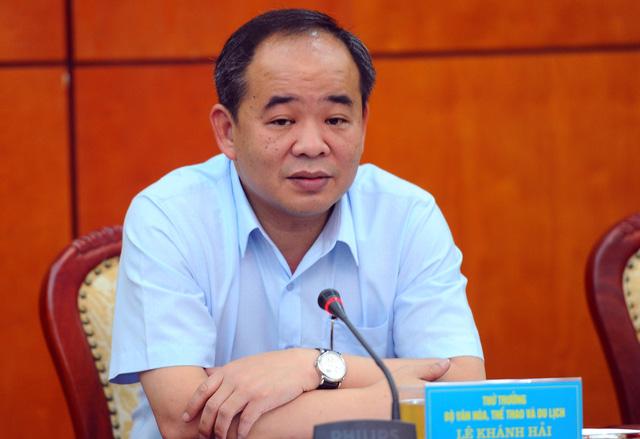 Ông Lê Khánh Hải được ra tranh cử chủ tịch VFF - Ảnh 1.