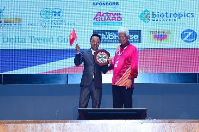 Những khoảnh khắc làm nên kỳ tích của đội tuyển golf Việt Nam - Ảnh 2.
