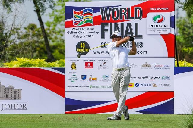 Những khoảnh khắc làm nên kỳ tích của đội tuyển golf Việt Nam - Ảnh 3.