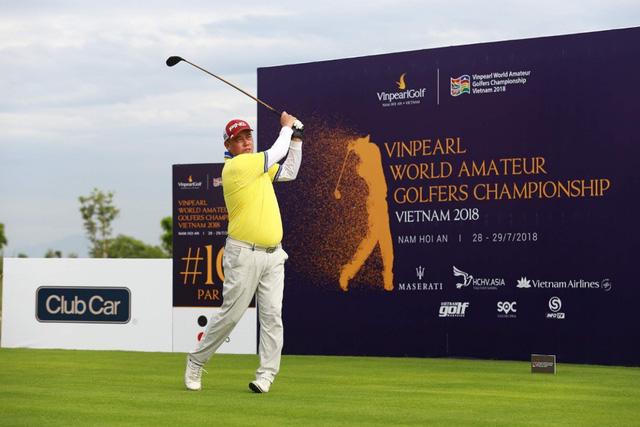 Những khoảnh khắc làm nên kỳ tích của đội tuyển golf Việt Nam - Ảnh 5.