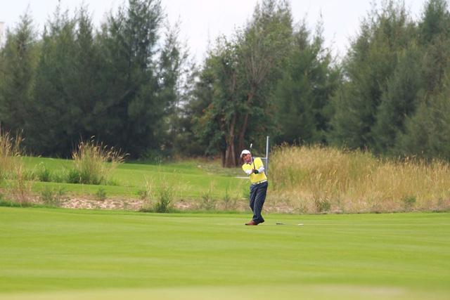 Những khoảnh khắc làm nên kỳ tích của đội tuyển golf Việt Nam - Ảnh 9.