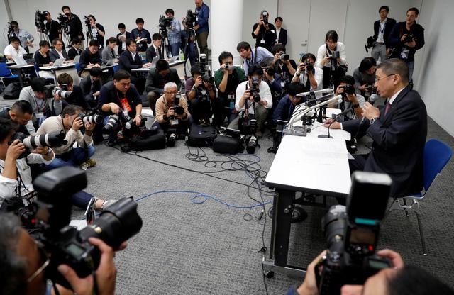 Địa chấn ngành xe hơi: Bắt huyền thoại sống Nissan Motor Co Ltd. Carlos Ghosn - Ảnh 4.