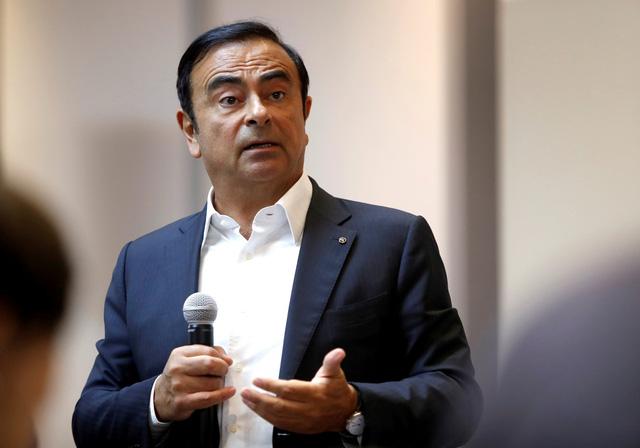 Địa chấn ngành xe hơi: Bắt huyền thoại sống Nissan Motor Co Ltd. Carlos Ghosn - Ảnh 1.