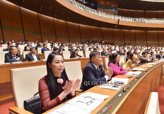 Quốc hội bế mạc một kỳ họp nhiều nội dung quan trọng - Ảnh 1.