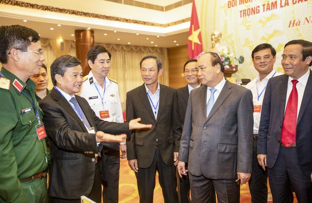 Ông Nguyễn Đình Cung: Chưa thể thay thế doanh nghiệp nhà nước - Ảnh 2.