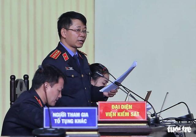 Đề nghị mức án cựu trung tướng Phan Văn Vĩnh và đồng phạm - Ảnh 1.