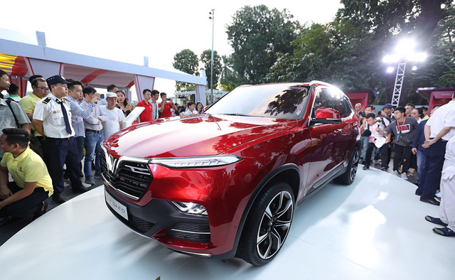 Giá xe hơi VinFast  từ 336 triệu đến 1,8 tỉ đồng - Ảnh 3.