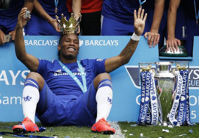 Cựu tiền đạo Chelsea Drogba chính thức giải nghệ - Ảnh 1.
