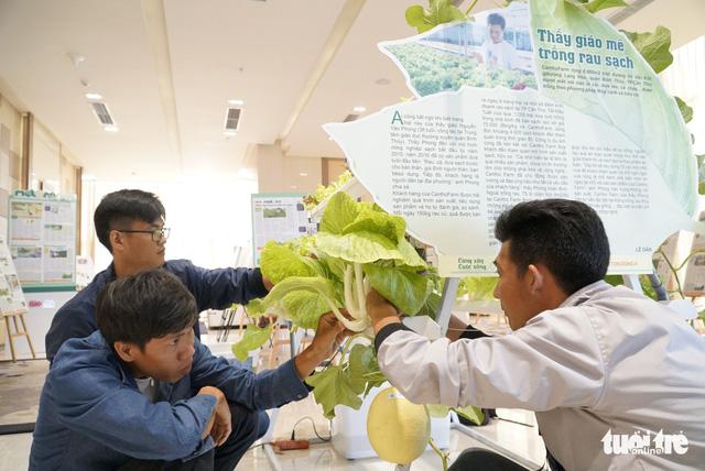 Giữa biến đổi khí hậu, dân miền Tây Cùng xây cuộc sống xanh - Ảnh 3.