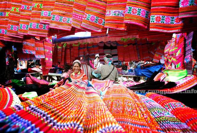 """""""Sắc hoa"""" tại Làng Văn hóa Du lịch các dân tộc Việt Nam - Ảnh 1."""