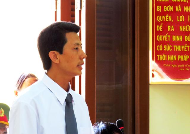 Bộ Tư pháp bác toàn bộ nội dung khiếu nại của cựu luật sư Võ An Đôn - Ảnh 1.