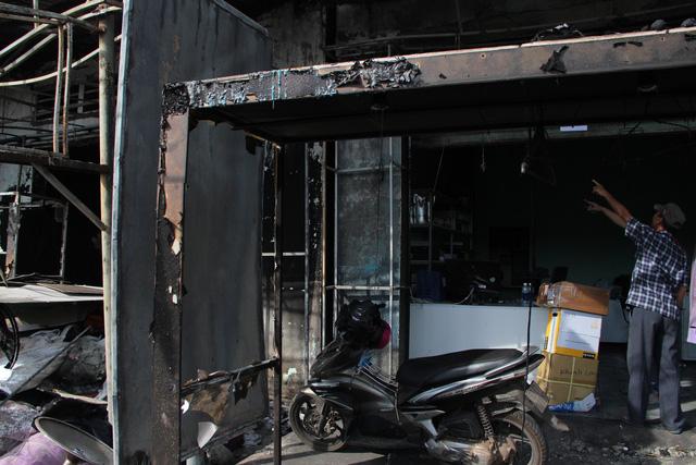 Xem xét khởi tố vụ cháy xe bồn chở xăng làm 6 người chết - Ảnh 6.