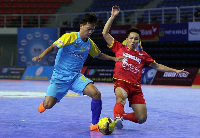Hơn 3.000 khán giả Quảng Ninh xem khai mạc Giải futsal Cúp quốc gia 2018 - Ảnh 1.