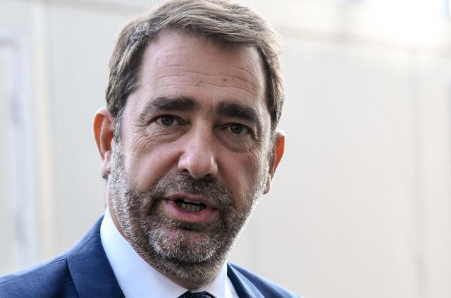 Nhà Bộ trưởng Nội vụ Pháp bị tấn công - Ảnh 3.