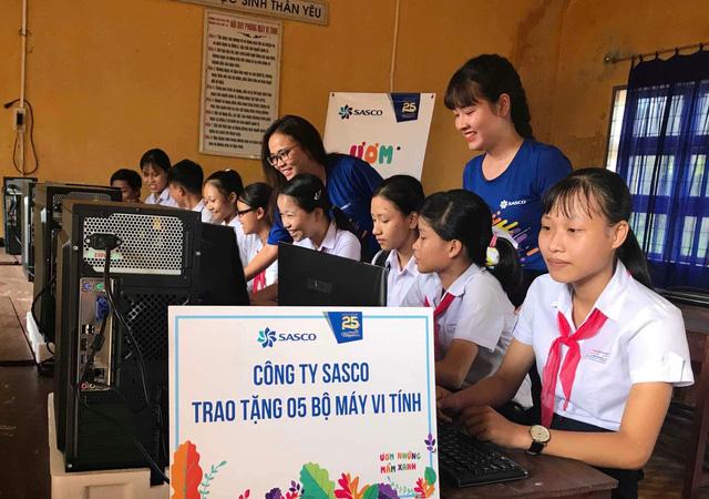 Ba năm SASCO đứng top 10 doanh nghiệp phát triển bền vững Việt Nam - Ảnh 3.