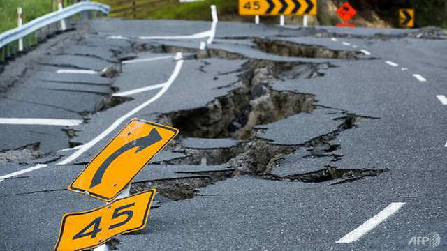 Động đất mạnh khiến hai đảo New Zealand xích gần nhau hơn - Ảnh 1.