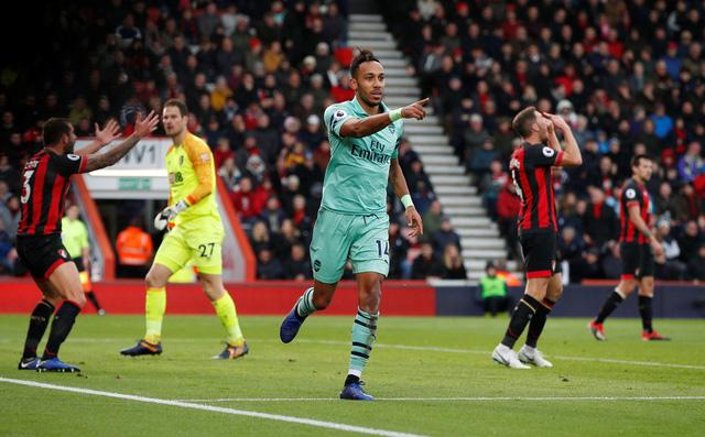 Đá bại Bournemouth, Arsenal áp sát tốp 4 - Ảnh 2.