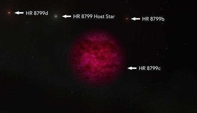 Phát hiện hành tinh có nước trong vũ trụ - Ảnh 1.