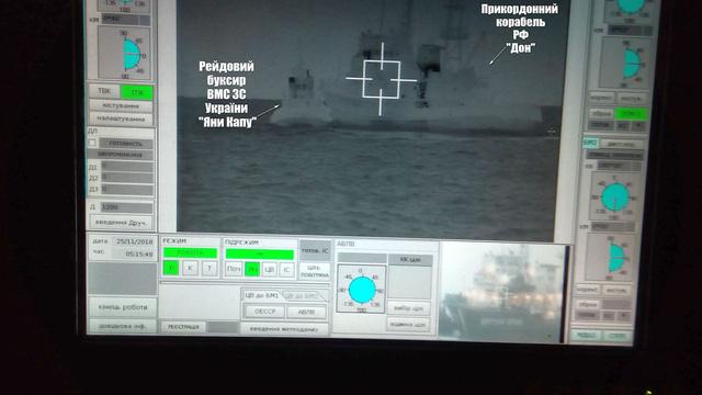 Ukraine tố tàu tuần duyên Nga đâm tàu kéo trên Biển Đen - Ảnh 2.