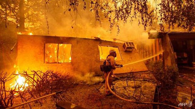Đã khống chế toàn bộ đám cháy rừng chết chóc nhất ở California - Ảnh 3.
