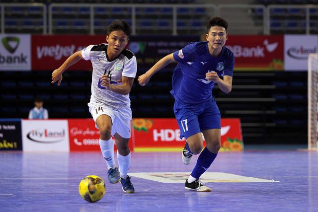 Thái Sơn Nam và Sanna Khánh Hòa vào chung kết Cúp futsal quốc gia 2018 - Ảnh 2.